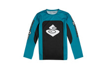 Sweet Protection Speed DH LS Jersey men thunder blue/true black